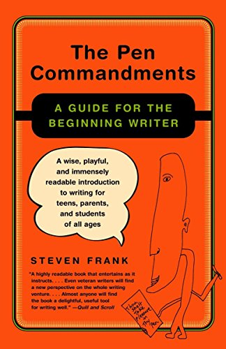 9781400032297: The Pen Commandments: A Guide for the Beginning Writer
