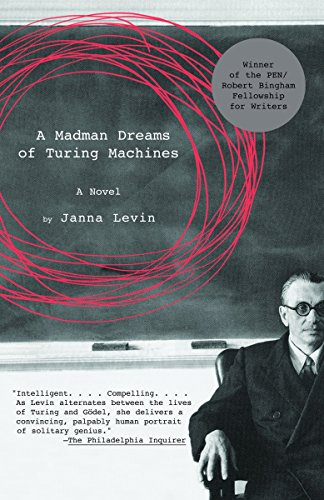 9781400032402: A Madman Dreams of Turing Machines