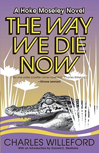 9781400032501: The Way We Die Now (Vintage Crime/Black Lizard)