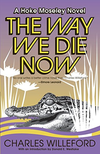 9781400032501: The Way We Die Now (Vintage Crime/Black Lizard)