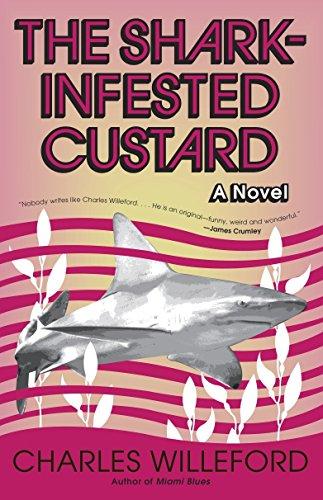 9781400032518: The Shark-Infested Custard