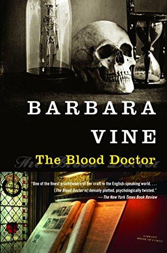 9781400032525: The Blood Doctor: A Novel