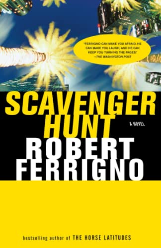 9781400032549: Scavenger Hunt (Vintage Crime/Black Lizard)