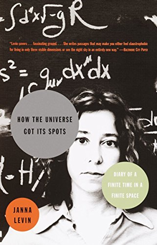 9781400032723: How the Universe Got Its Spots: Diary of a Finite Time in a Finite Space