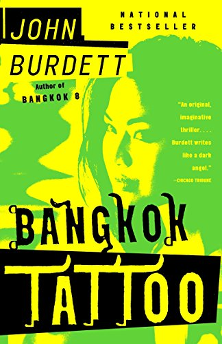 9781400032914: Bangkok Tattoo: A Royal Thai Detective Novel (2)