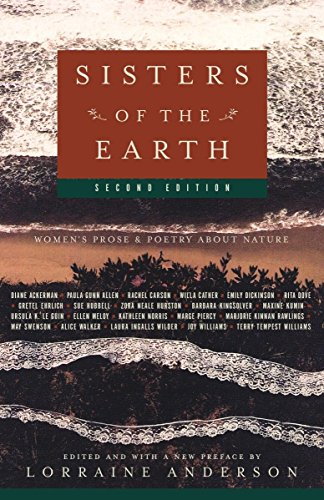 9781400033218: Sisters of the Earth: Women's Prose and Poetry About Nature
