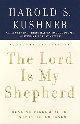 9781400033355: The Lord Is My Shepherd: Healing Wisdom of the Twenty-third Psalm