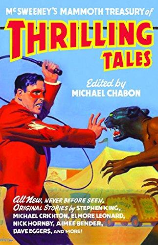 9781400033393: McSweeney's Mammoth Treasury of Thrilling Tales