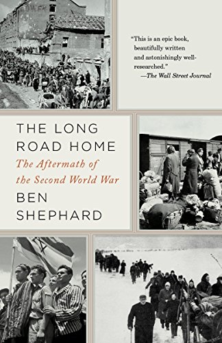 9781400033508: The Long Road Home: The Aftermath of the Second World War
