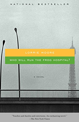 9781400033829: Who Will Run the Frog Hospital (Vintage Contemporaries)