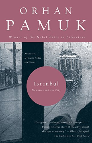 9781400033881: Istanbul: Memories and the City