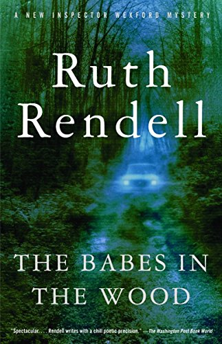9781400034192: The Babes in the Wood (Vintage Crime/Black Lizard)