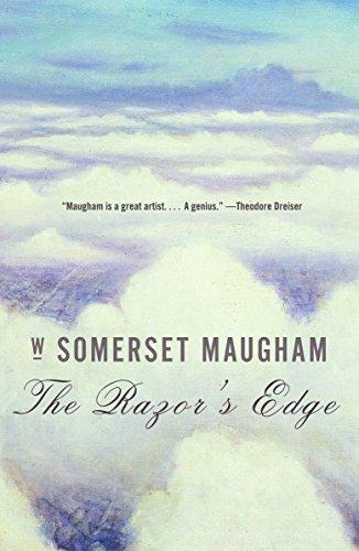 9781400034208: The Razor's Edge