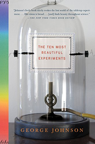 9781400034239: The Ten Most Beautiful Experiments (Vintage)