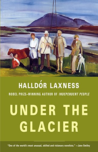 9781400034413: Under the Glacier (Vintage International Original)