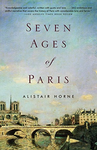 9781400034468: Seven Ages of Paris (Vintage)