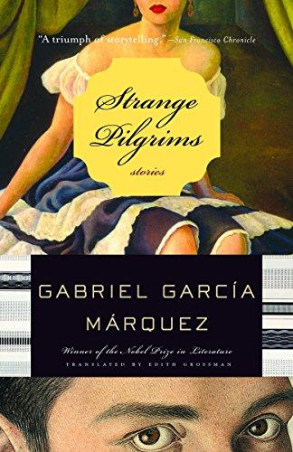 9781400034697: Strange Pilgrims