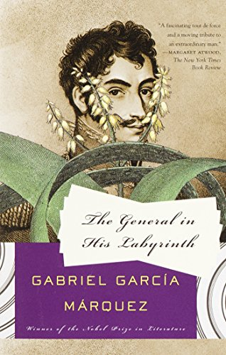 9781400034703: The General in His Labyrinth (Vintage International)