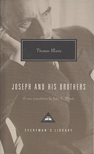 9781400040018: Joseph and His Brothers (Everyman's Library Classics & Contemporary Classics)