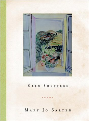 Open Shutters: Poems (Mint First Edition): Mary Jo Salter