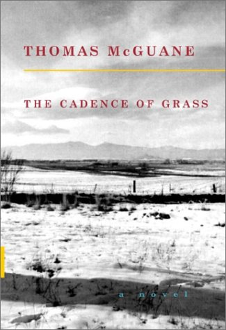 9781400040179: The Cadence of Grass