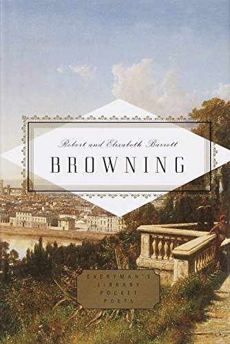 9781400040223: Browning: Poems (Everyman's Library Pocket Poets Series)