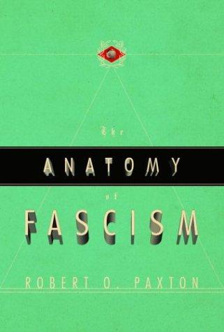 9781400040940: The Anatomy of Fascism