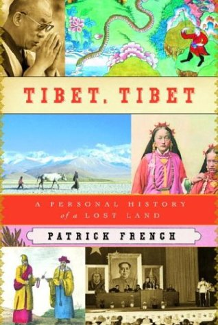 9781400041008: Tibet, Tibet: A Personal History of a Lost Land