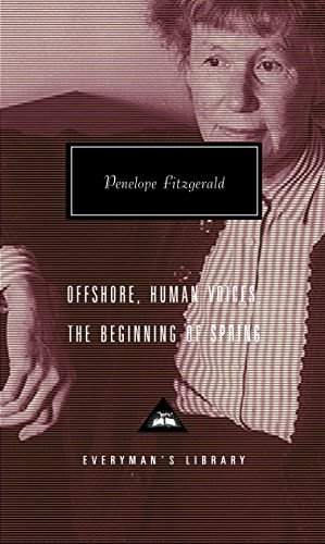 9781400041251: Offshore, Human Voices, The Beginning of Spring (Everyman's Library)