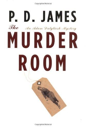 9781400041411: The Murder Room (Adam Dalgliesh Mystery Series #12)
