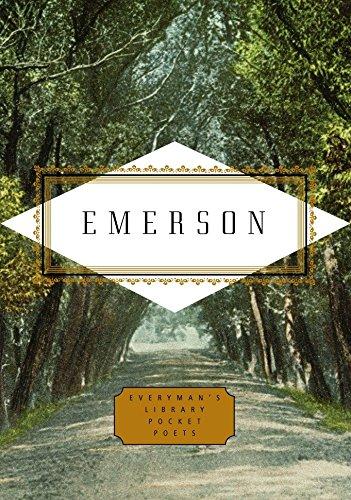 Emerson: Poems (Everyman's Library Pocket Poets Series): Emerson, Ralph Waldo