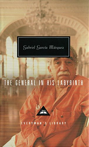 9781400043330: The General in His Labyrinth (Everyman's Library)