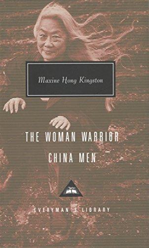 9781400043842: The Woman Warrior, China Men (Everyman's Library Contemporary Classics Series)