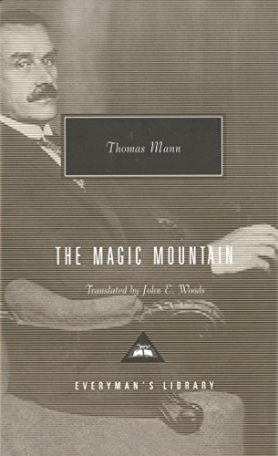 9781400044214: The Magic Mountain (Everyman's Library)
