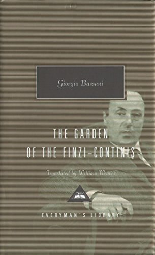 9781400044221: The Garden of the Finzi-Continis (Everyman's Library Contemporary Classics Series)