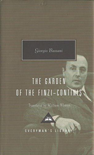 9781400044221: The Garden of the Finzi-Continis (Everyman's Library Classics & Contemporary Classics)