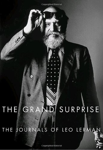 Grand Surprise: The Journals of Leo Lerman: Lerman, Leo; Pascal,