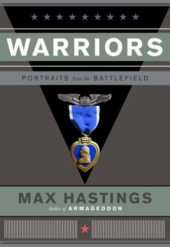 9781400044412: Warriors: Portraits from the Battlefield