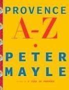 9781400044429: Provence A-Z