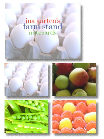 9781400045839: Barefoot Contessa Farm Stand Note Cards in a Two-Piece Box (Potter Style)