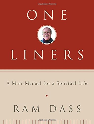 ONE-LINERS A mini-manual for a spiritual life