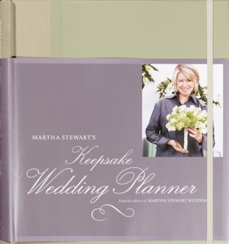 Martha Stewarts Keepsake Wedding Planner: Martha Stewart Living Magazine