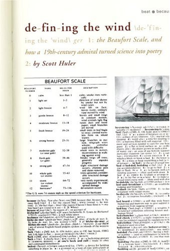 Defining The Wind: The Beaufort Scale and How a 19th Century Admiral Turned Science into Poetry *...