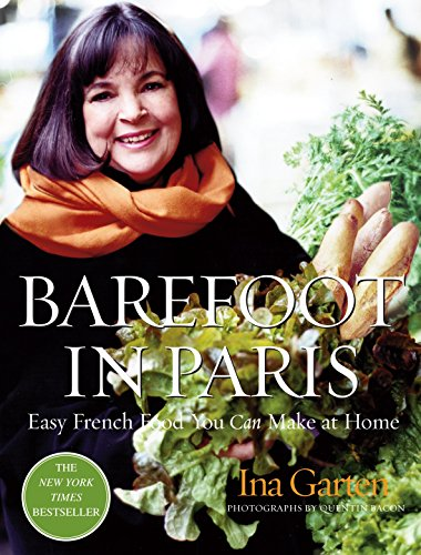 9781400049356: Barefoot in Paris: Easy French Food You Can Make at Home