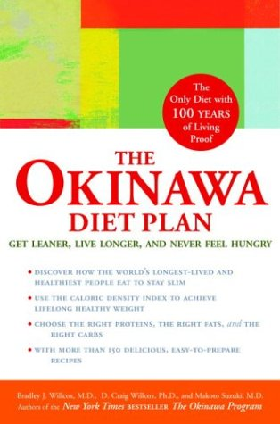 9781400049530: The Okinawa Diet Plan: Get Leaner, Live Longer, and Never Feel Hungry