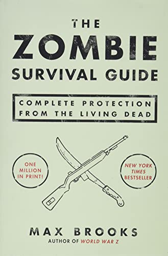 9781400049622: Zombie Survival Guide: Complete Protection from the Living Dead