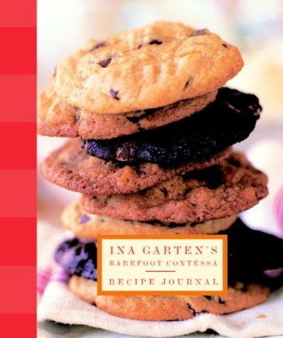9781400049882: Ina Garten's Barefoot Contessa Recipe Deluxe Journal (Potter Style)
