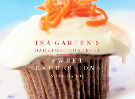 9781400049905: Ina Garten's Barefoot Contessa Sweet Expressions Small Note Cards in a Two- Piece Box (Potter Style)