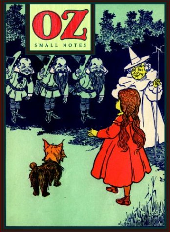 All Things Oz Small Note Cards in a Two-Piece Box (Potter Style): Sunshine, Linda