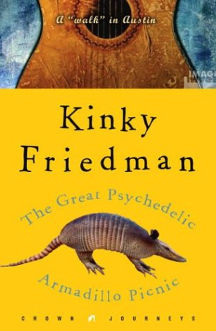 9781400050703: The Great Psychedelic Armadillo Picnic: A